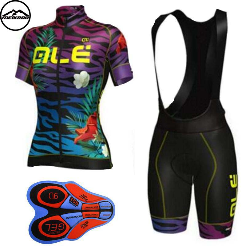 Summer Breathable Women Mountian Bike Clothing Quick Dry font b Bicycle b font Clothes Ropa Ciclismo