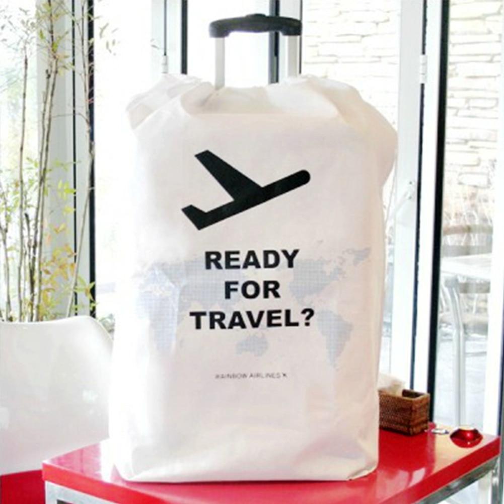 Besorgt Verpackung Organizer Staubdicht Umweltfreundliche Durable Praktische Lagerung Fall Gepäck Koffer Reise Protector Schutzhülle QualitäT Und QuantitäT Gesichert Gepäck & Taschen