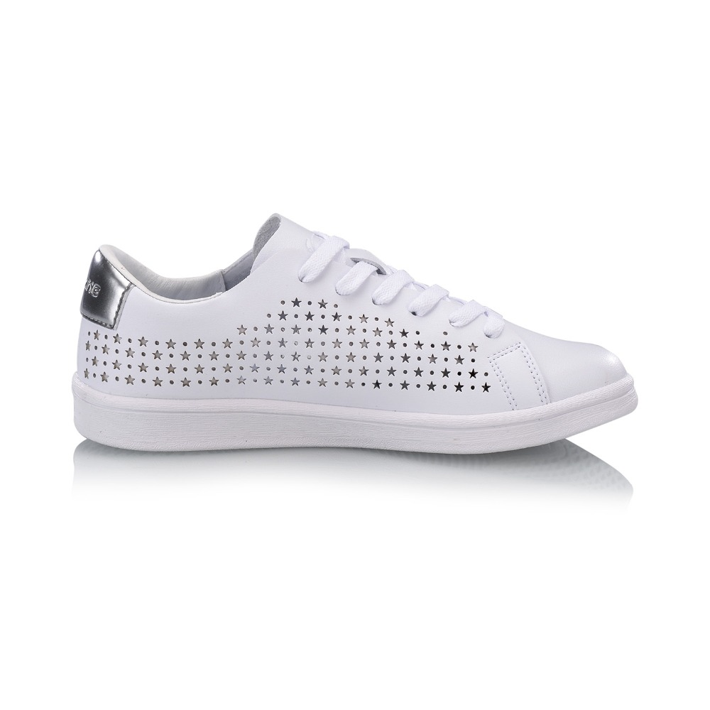 Li-Ning Women LN ENTERNITY Leisure Lifestyle Shoes Wearable Breathable LiNing Fitness Sport Shoes Sneakers AGCN044 YXB182