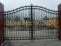 Iron Patio Gates Wrought Iron Gate Manufacturers Tall Metal Garden Gates
