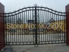 Iron Patio Gates Wrought Iron Gate Manufacturers Tall Metal Garden Gates