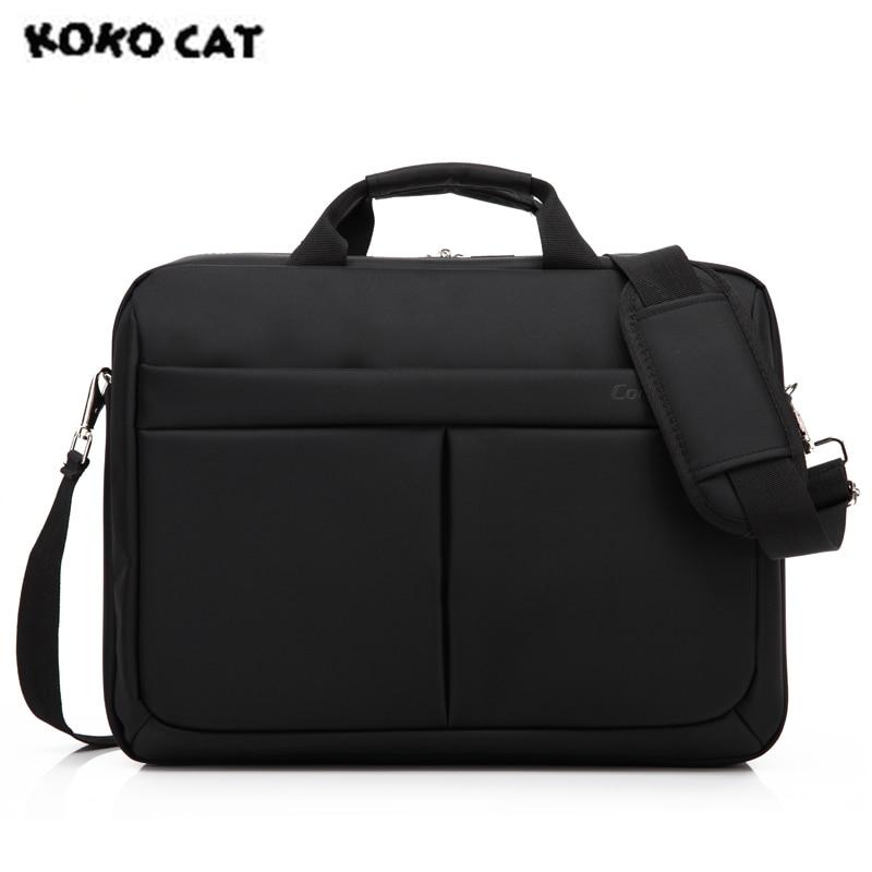 Kokocat модные Водонепроницаемый 15.6 дюймов Тетрадь компьютер, ноутбук сумка для Для мужчин Для женщин Портфели сумка 4 цвета
