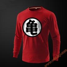 Dragon Ball Z Son Goku Tshirts ( 18 colors)