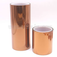 150mm X 33m 100ft Kapton Tape High Temperature Heat Resistant Polyimide For Reprap 3D Printer Heated