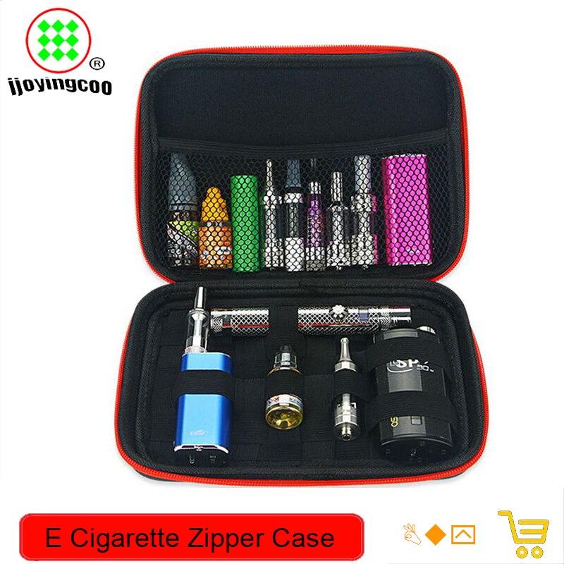 Все в одном электронной сигареты Инструменты сумка для упаковки Форсунка E жидкая провод катушки электронной сигареты хлопок Пинцет джиг катушки мастер сумка