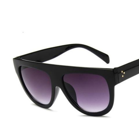 New big box wild sunglasses fashion brand with the same sunglasses trend ladies sunglasses oversized vintage shield design large Multan