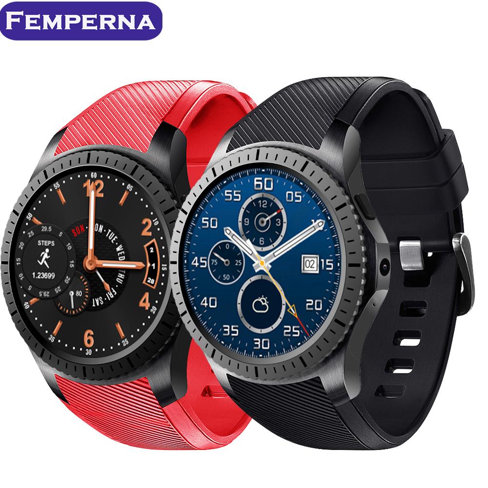 Prix pour 2017 nouveau gw11 bluetooth smart watch téléphone mt6572a 512 mb + 4 gb smartwatch soutien nano sim carte wifi gps pour android ios