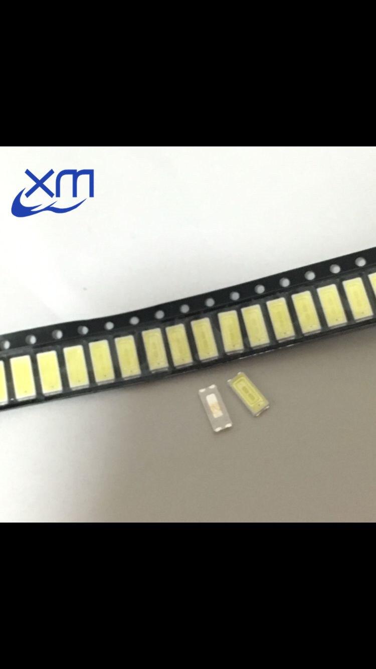 100PCS SEOUL LED Backlight 1W 7030 6V Cool white 90-100LM LCD Backlight for TV TV Application STWBX2S0E
