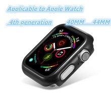 Чехол для часов 40/44 мм для Apple Watch 4-го поколения зеркальный чехол для серии Iwatch