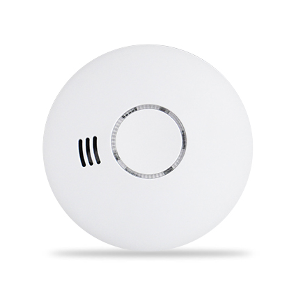 ФОТО 433mhz/315mhz Wireless Smoke Detector For GSM Alarm System