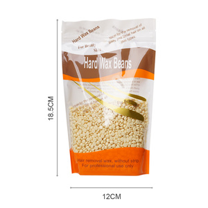 Image 4 - LadyMisty 100g Wax beans No Strip Depilatory Hot Film Hard Wax Pellet Waxing Bikini Face Hair Removal Bean  For Women Men