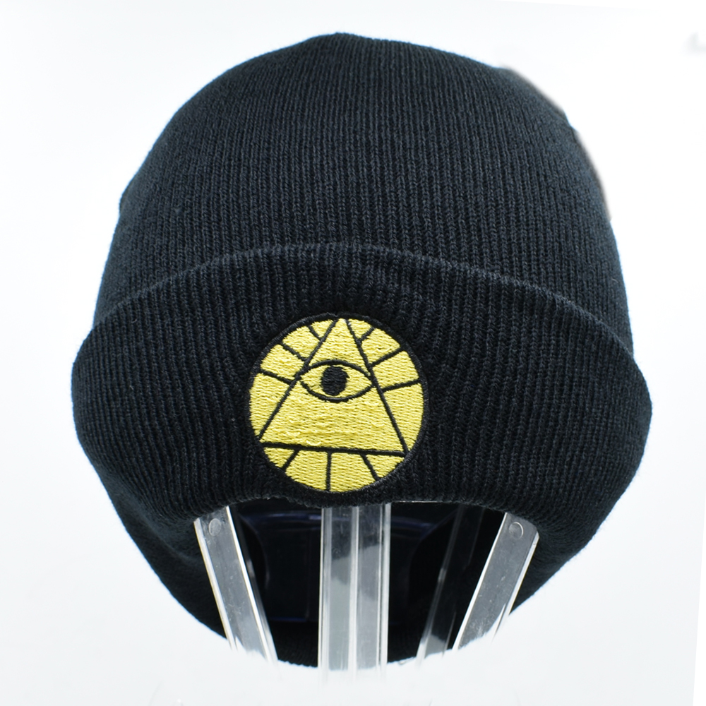 381778ca135 CLIMATE Gravity Falls Hat Caps Bill Dipper Mabel Beanie Winter Warm Knit  Beanie Hat Boy Bill Black Cool Men Acrylic Knit Hat-in Skullies   Beanies  from ...