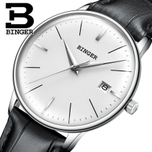 BINGER Mechanical Men watch Luxury Brand Mens Automatic Watches Sapphire Wristwatches Male Watch Waterproof Reloj Hombre B5078M1