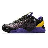 Atletik Basketbol Ayakkabı erkek kadın sneakers düşük kesim çocuklar Basketbol çizmeler spor hava anti kayma homme artı boyutu 10 11 12