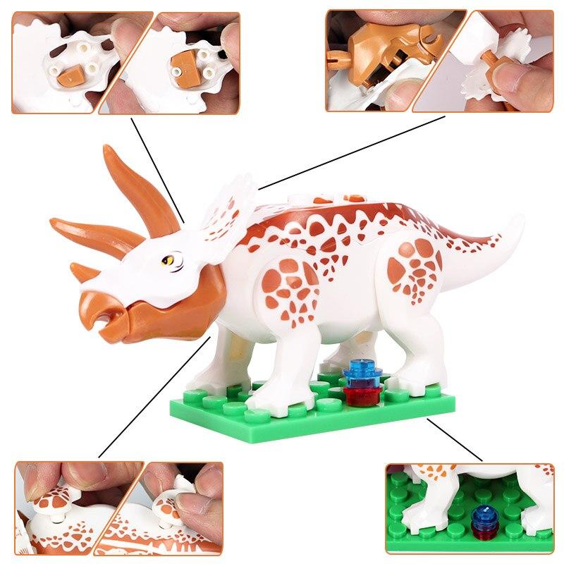 Dinosaur puzzle model 5