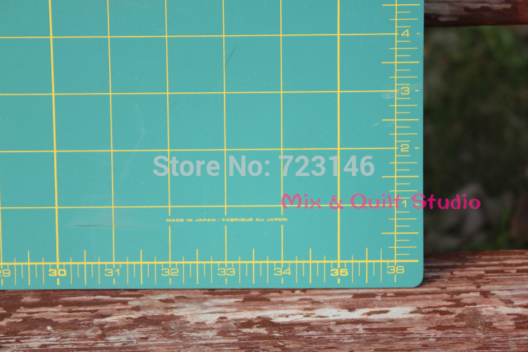 Cuchillos Olfa Rmeasurement Cutting Board Dianban Automatic Self-healing Mat A1 And 45mm Blade for Rotary Cutter Spare Blades
