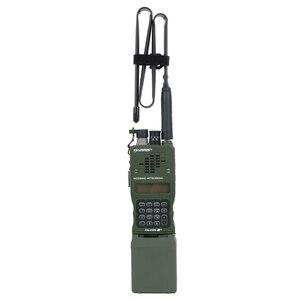 Image 4 - 72 ซม. พับ CS ยุทธวิธี Sma Dual Band VHF UHF 144/430 Mhz สำหรับ Yaesu TYT MD 380 Wouxun KG UV8D9D Plus Walkie Talkie