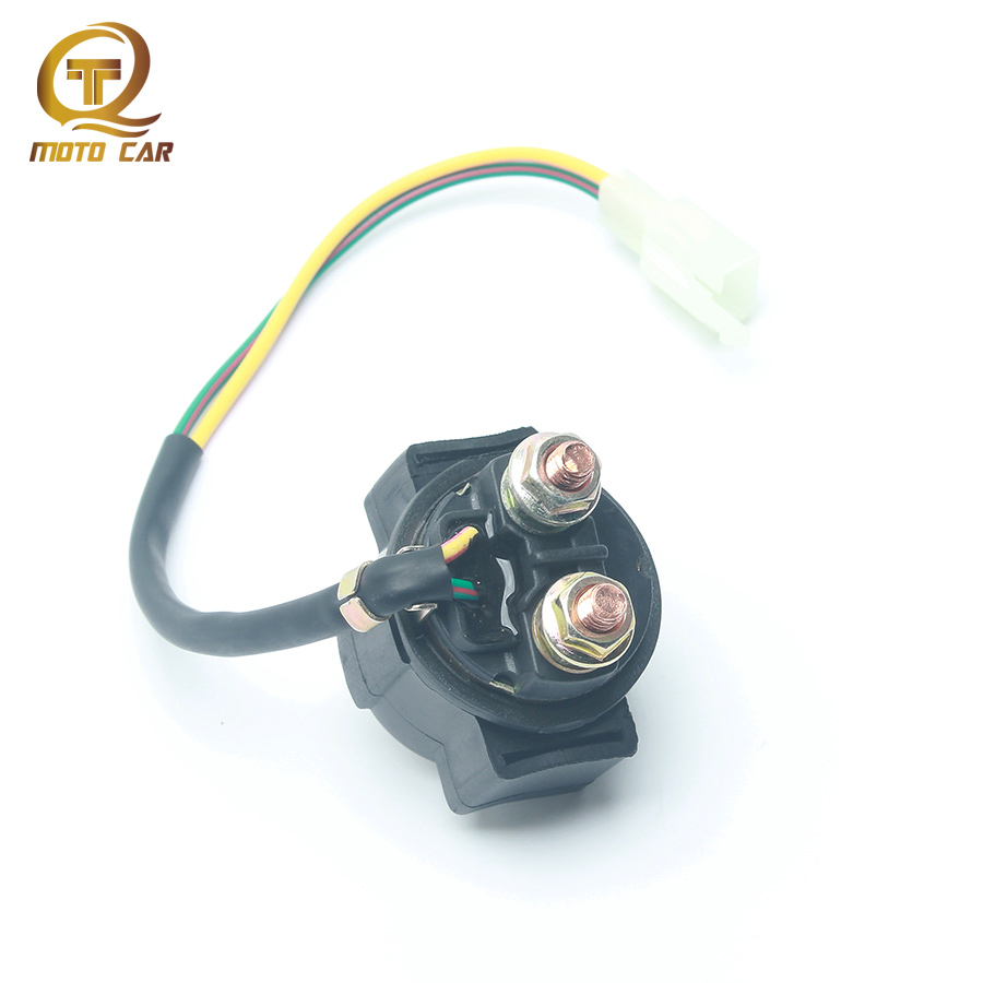 1pc Motorcycle Electronics Relay 12V Start Relay Motor Relay Motobike Accessories for CG125 GY6-125 цены