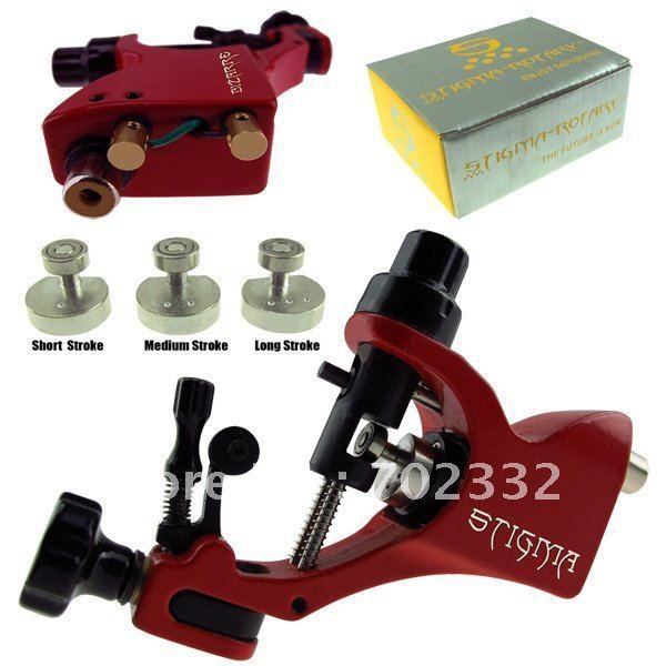 Wholesale Price Stigma Bizarre V2 tattoo machine high quality rotary tattoo gun redfree shipping