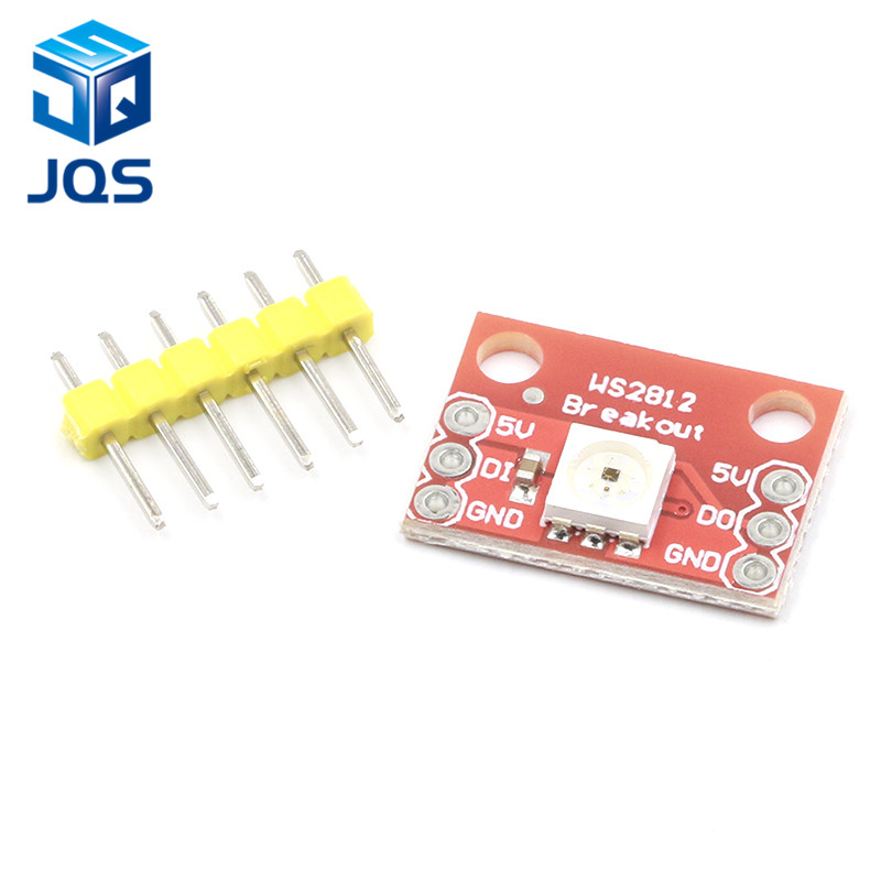 New WS2812 RGB LED Breakout Module For Arduino