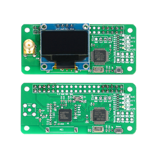 Image 4 - Mini MMDVM Hotspot Expansion Board Spot Radio Station Wifi Digital Voice Modem with Case for P25 DMR YSF Raspberry Pi