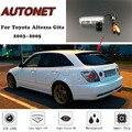 AUTONET HD камера заднего вида ночного видения для Toyota Altezza Gita 2003 ~ 2005 CCD/камера номерного знака
