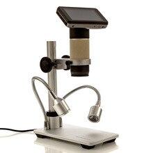 Big discount Andonstar HDMI VGA microscope long object distance digital USB microscope for mobile phone repair soldering tool BGA smart watch