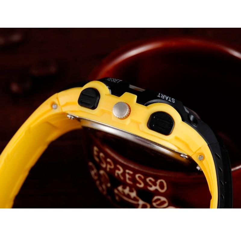 OHSEN Marca de Moda Reloj de Goma Hombres Deporte Impermeable 30 M - Relojes para hombres - foto 3