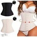 Modelado del corsé shaper cintura trainer body sexy underwear adelgaza la correa de control y bustiers corsés ramillete correa modelado