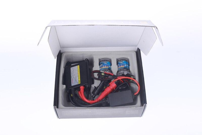 купить H8 H9 H11 HID Kit Xenon Lights 1 Set DC Slim HID Conversion Xenon Kit H11 Fog Head Lamp for Car H11 6000K 8000K Head Lights недорого