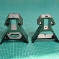 SWMAKER 2040 Aluminum Profile Frame Bottom Top Vertex Metal Angle Corners For DIY Kossel XXL 3D