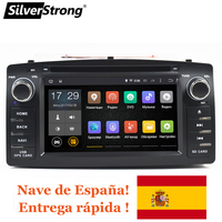 SilverStrong 2GB RAM Android8.1 IPS panel 2Din Universal for Corolla Car dvd For Toyota Corolla E120 Auto Radio car player
