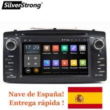 SilverStrong 2 GB di RAM Android8.1 pannello IPS 2Din Universale per Corolla Car dvd Per Toyota Corolla E120 Auto Radio auto lettore
