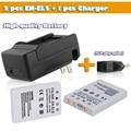 2x Excellent EN-EL5 ENEL5 EN EL5 CAMERA BATTERIES + CHARGER FOR NIKON COOLPIX P510 P530 3700 4200 5200 5900 S10 P4 P3 DIGITAL