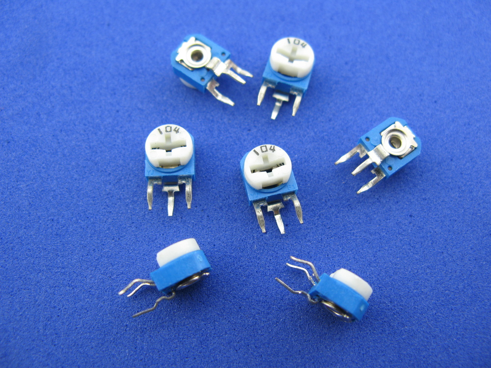 Vertical Variable Resistor 13valuesx10pcs130pcselectronic