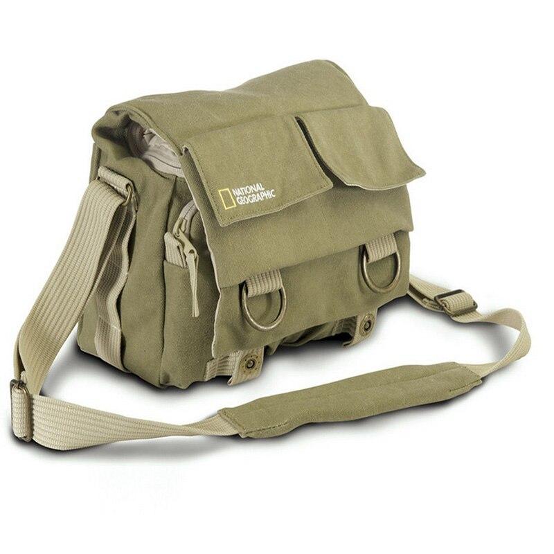 Professionale National Geographic DSLR Camera Bag Universale per Nikon D5000 D5100 D3000 d5300 per canon 550D 660D 500D 700d SLR