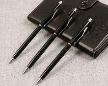 DIY LOGO Good Quality Ballpoint Pen Fashion Business Executive Contact Brand office school supplies