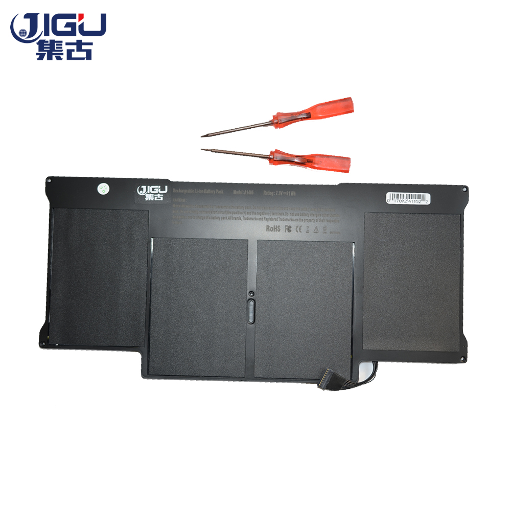 JIGU Laptop Battery For Apple A1466 MD760CH/A For MacBook Air MD760CH/A MD232CH/A 13 MC503 13 MC504 Replace:A1405 A1377 A1369 коврик игровой nattou круглый max noa tom собачка лошадка мишка 777322