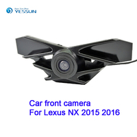 YESSUN CCD HD Car Front Emblem Camera Logo View Camera For Lexus RX 2016 4S shop high quality car hd Front Camera