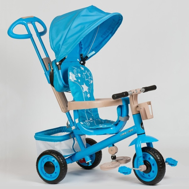 High Quality Child Tricycle Travel Baby Stroller Three Wheels Portable Folding Kids Bicycle Toddlers Prams Kid Carriage Buggy