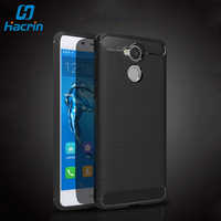 For Huawei Honor 6A Case Armor Shockproof Carbon Fiber Soft TPU Silicon Bumper Case Cover For Huawei Honor 6A