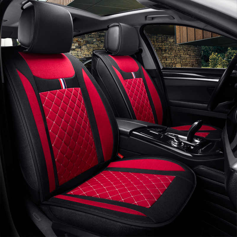 Car Seat Cover for Chevrolet Code Cobalt Sail Volt Equinox Agilt Caprice Sonic Springo Chrysler Ypsilon