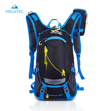 MOUNTEC Outdoor Backpack For Bicycle Sports Cycling Backpack Nylon Road Mountain Bike Bags Waterproof Sport Bags 15L 26*22*45cm