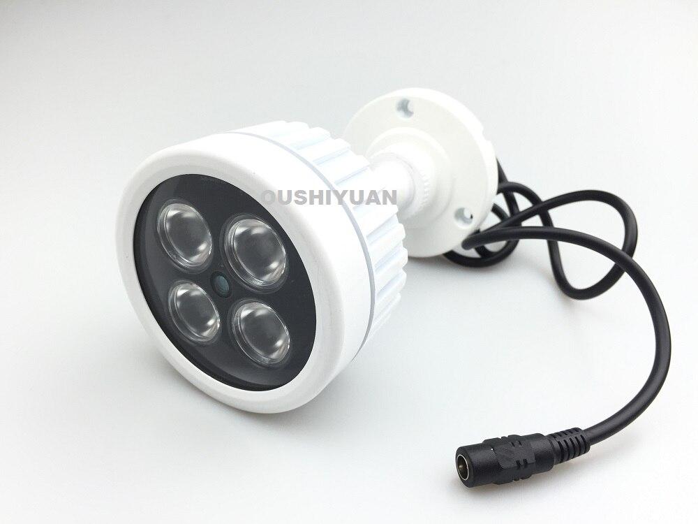 Система видеонаблюдения с 4 светодиосветодиодный, ИК-подсветильник ка ночного видения для камер видеонаблюдения