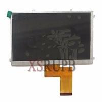 NEW 7inch 50pin Kr070pe7t FPC3 WV70021AV0 LCD Screen Display For Freelander Pd10 Pd20 Tablet PC