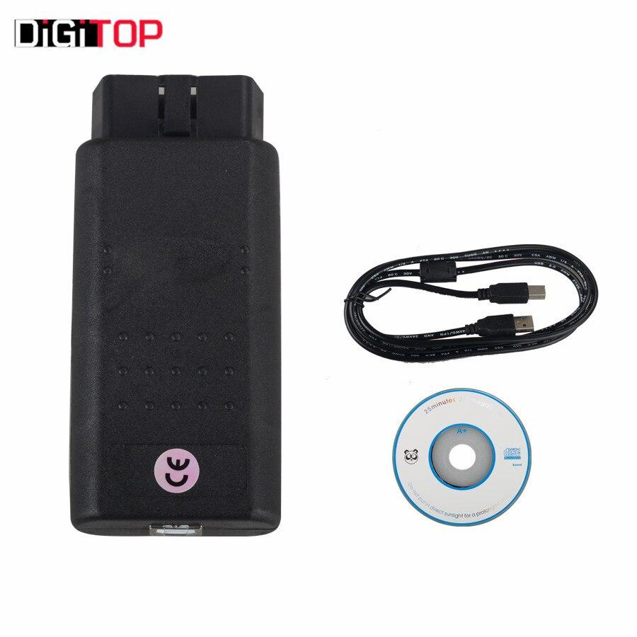 Prix pour Promotion pour Opcom Op-com 2012 V Can OBD2 Pour Opel Firmware V1.45 avec PIC18F458 Puce