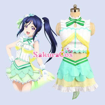 New Anime LoveLive! Sunshine! Aqours Koibininaritai Aquarium All Members Uniforms Cosplay Costume Halloween Costumes for Women 1