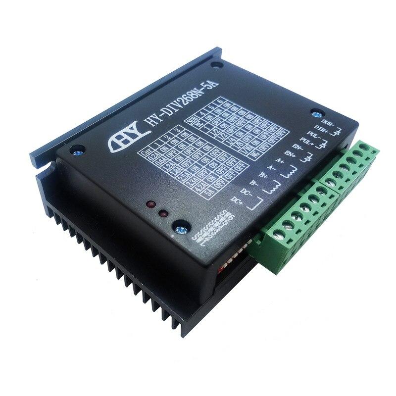 TB6600 5A stepper fahrer CNC controller nema 17,23, tb6600 Einzigen achsen Zwei Phase Hybrid schrittmotor für cnc