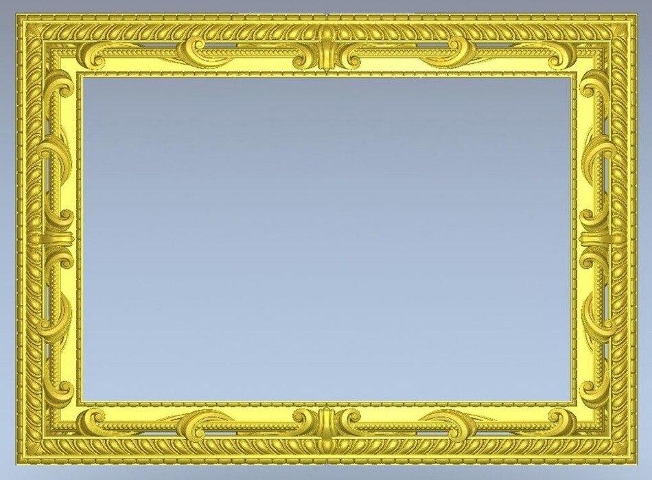 3d модель, рельеф для ЧПУ в формате STL Frame_17