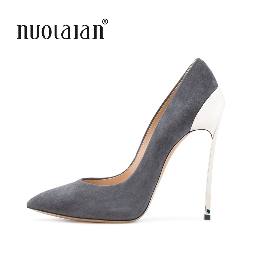 2018 Brand Shoes Woman High Heels Women Pumps Stiletto Thin Heel Women's Shoes Pointed Toe High Heels Dress Wedding Shoes aiweiyi 2018 summer women shoes pointed toe stiletto high heel pumps dress shoes high heels gold transparent pvc shoes woman